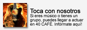 acta en 40 cafe